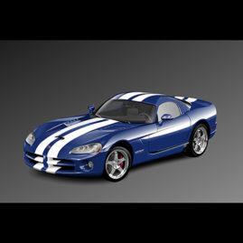 Súkromný projekt – Dodge Viper
