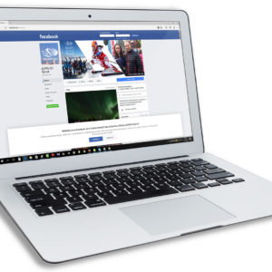 dizajn facebook Alpin-sc