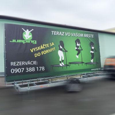 billboard pre Jumping